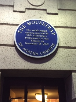 The MOUSETRAP!