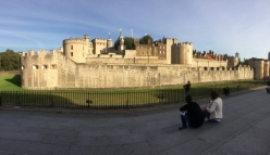 I loved the Tower of London, next time I will be sure to go inside.